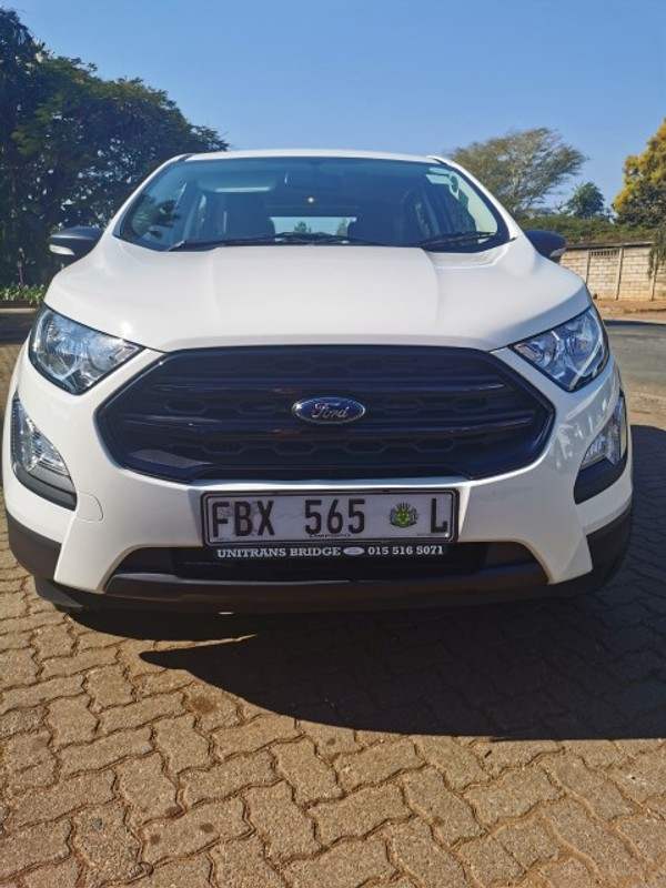 2018 Ford EcoSport 1.5TDCi Ambiente Limpopo Louis Trichardt_0