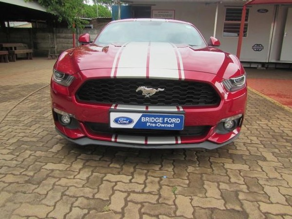 2017 Ford Mustang 2.3 Ecoboost Auto Limpopo Louis Trichardt_0