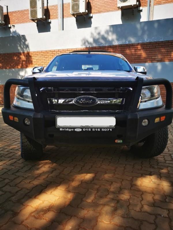 2019 Ford Ranger 3.2TDCi XLT 4X4 Auto Double Cab Bakkie Limpopo Louis Trichardt_0