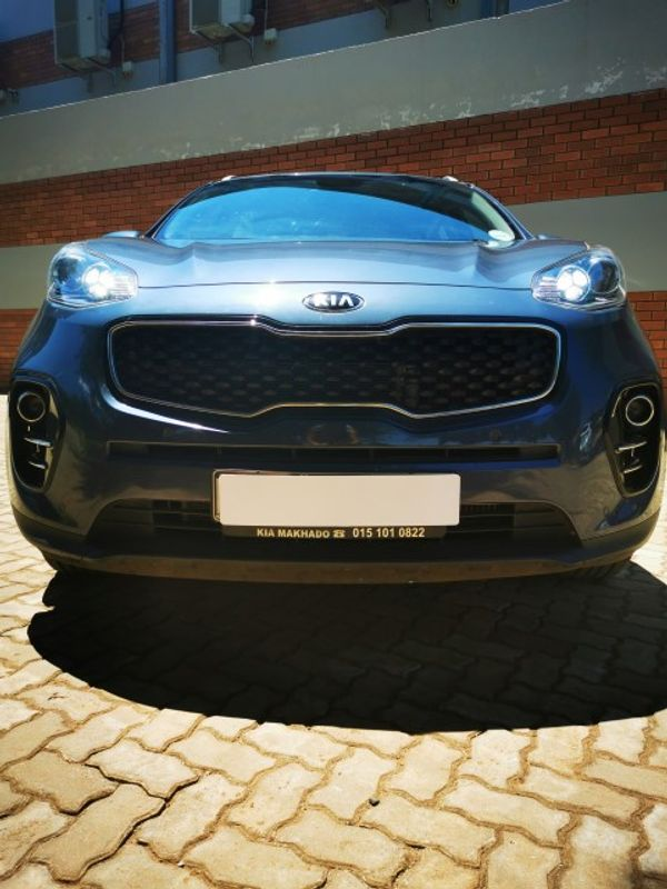 2017 Kia Sportage 2.0D EX Auto Limpopo Louis Trichardt_0