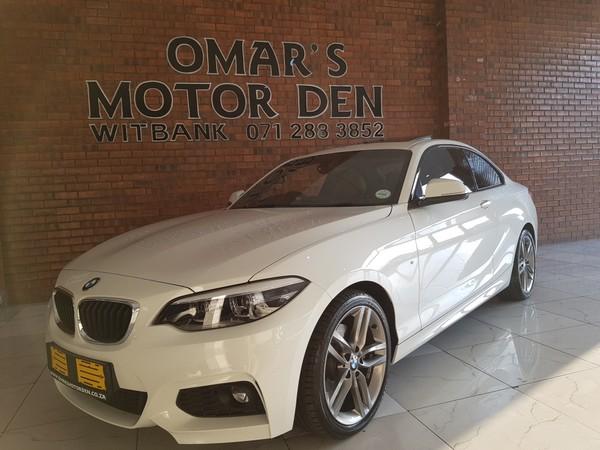 2018 BMW 2 Series 220D M Sport Auto Mpumalanga Witbank_0