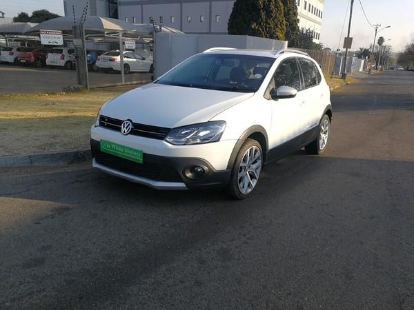 2015 Volkswagen Polo Cross 1.2 TSI Gauteng Kempton Park_0