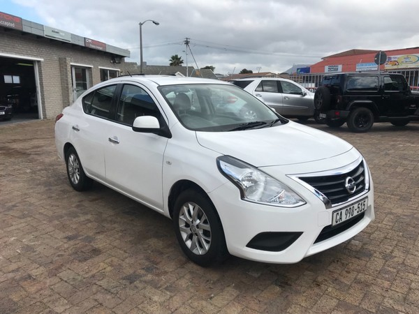 2017 Nissan Almera 1.5 Acenta Western Cape Plumstead_0