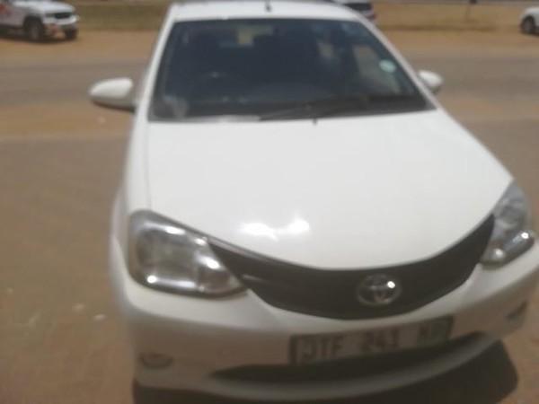 2016 Toyota Etios 1.5 Xi 5dr  Limpopo Nylstroom_0