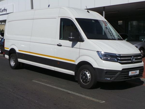 2018 Volkswagen Crafter 50 2.0TDi 103KW LWB FC PV Western Cape Parow_0