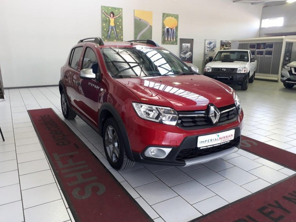 2019 Renault Sandero 900T Stepway Expression Northern Cape Kimberley_0
