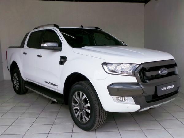 2019 Ford Ranger 3.2TDCi WILDTRAK Auto Double Cab Bakkie Gauteng Randburg_0