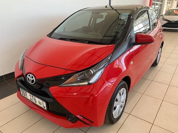 2017 Toyota Aygo 1.0 X- PLAY 5-Door Limpopo Northam_0