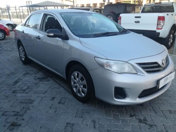 2011 Toyota Corolla 1.3 Impact  Western Cape Kuils River_0