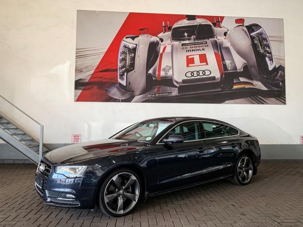 2015 Audi A5 Sprtback 2.0 Tdi Multi  Mpumalanga Middelburg_0