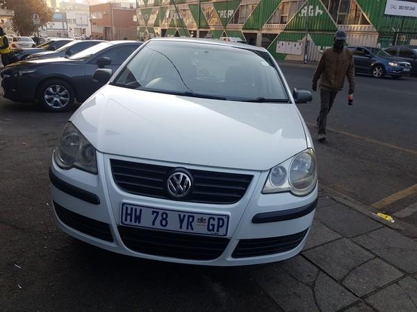 2008 Volkswagen Polo 1.4 Trendline  Gauteng Johannesburg_0