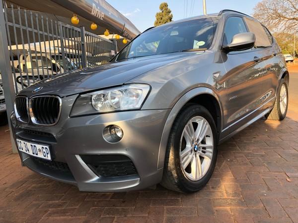 2012 BMW X3 xDRIVE20d M Sport Auto Gauteng Pretoria_0