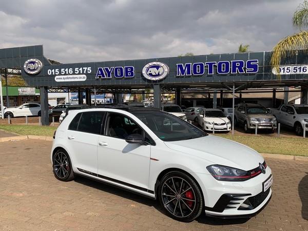 2017 Volkswagen Golf VII GTi 2.0 TSI DSG Clubsport Limpopo Louis Trichardt_0