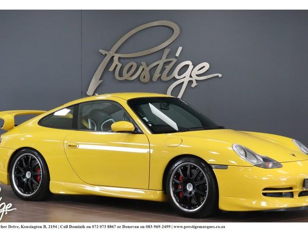 2000 Porsche 911 Gt3  Gauteng Randburg_0