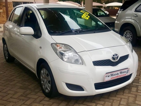 2009 Toyota Yaris T3 5dr  North West Province Klerksdorp_0