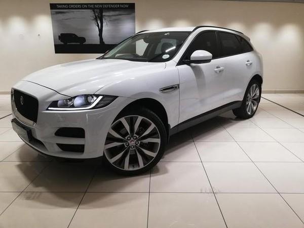 2017 Jaguar F-Pace 2.0 i4D AWD Pure Gauteng Rivonia_0