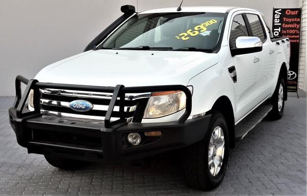 2013 Ford Ranger 3.2tdci Xlt Pu Dc  Free State Sasolburg_0