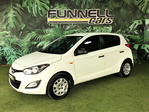 2015 Hyundai i20 1.2 Motion  Kwazulu Natal Hillcrest_0