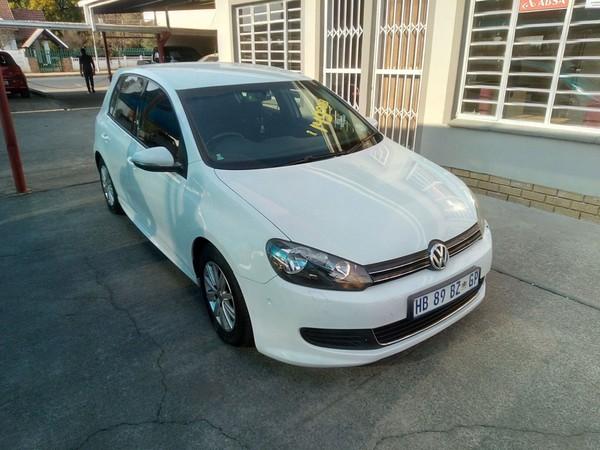 2012 Volkswagen Golf Vi 1.6 Tdi Bluemotion  North West Province Rustenburg_0