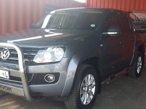 2011 Volkswagen Amarok 2.0 Bitdi Highline 120kw 4 Mot Dc Pu  Gauteng Pretoria_0