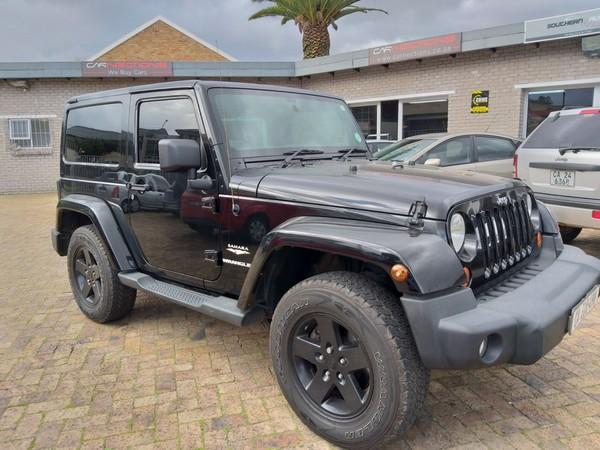 2012 Jeep Wrangler Sahara 3.6l V6 At 2dr  Western Cape Plumstead_0