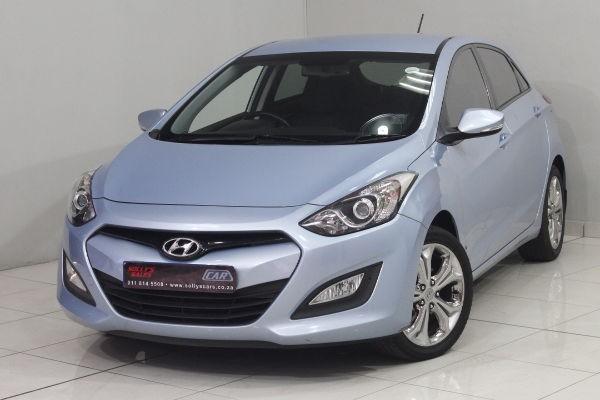 2013 Hyundai i30 1.8 Executive Manual Gauteng Nigel_0
