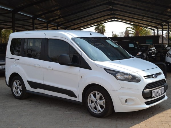 2016 Ford Tourneo Connect 1.0 AMB SWB North West Province Klerksdorp_0