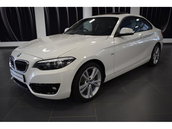 2019 BMW 2 Series 220D Sport Line Auto Gauteng Pretoria_0