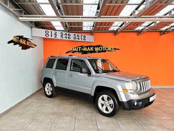 2015 Jeep Patriot 2.4 Limited Auto Gauteng Pretoria_0