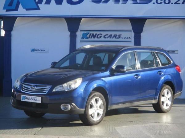 2010 Subaru Outback 3.6r  Eastern Cape Port Elizabeth_0