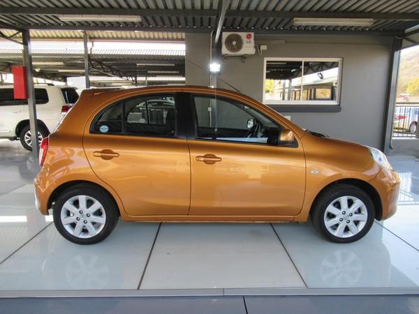 2012 Nissan Micra 1.5 Tekna 5dr d85  Gauteng Pretoria_0