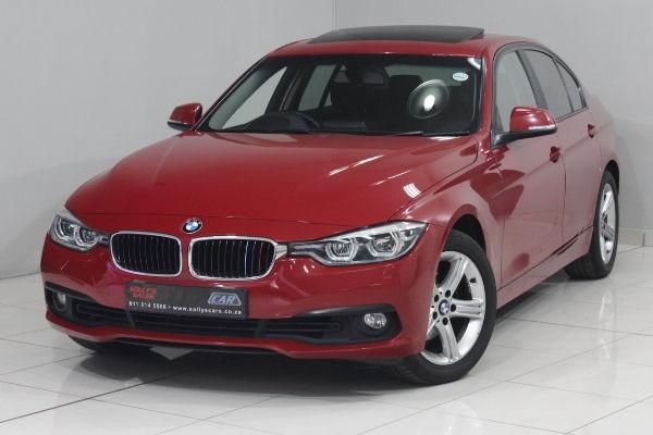 2016 BMW 3 Series 318i Auto Gauteng Nigel_0