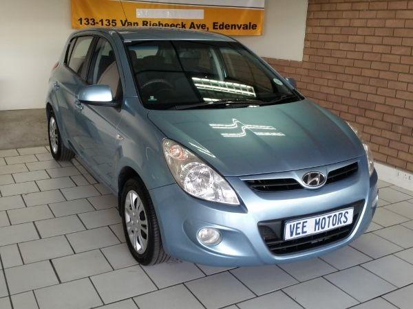2010 Hyundai i20 1.6  Gauteng Edenvale_0