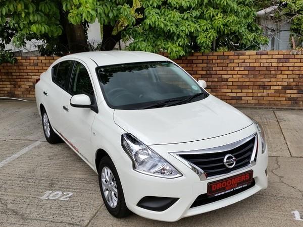 2018 Nissan Almera 1.5 Acenta Western Cape Paarl_0