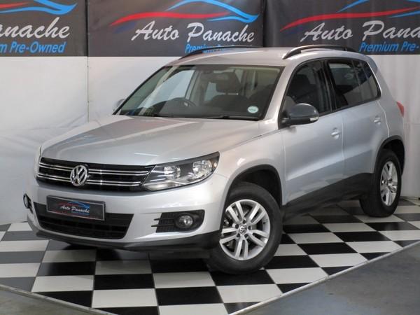 2012 Volkswagen Tiguan 1.4 Tsi Bmot Tren-fun 118kw  Gauteng Benoni_0