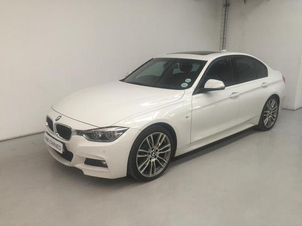 Used Bmw 3 Series 320i M Sport Auto For Sale In Gauteng Cars Co Za