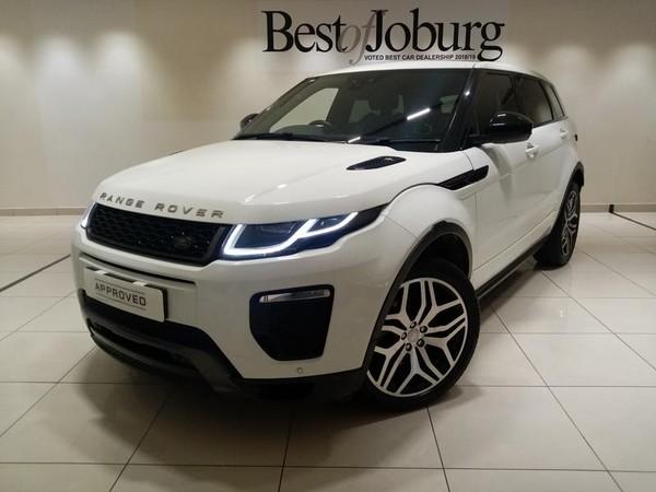 2019 Land Rover Evoque 2.0 TD4 SE Gauteng Rivonia_0