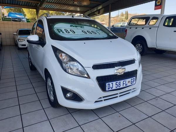 2014 Chevrolet Spark 1.2 Ls 5dr  Gauteng Krugersdorp_0