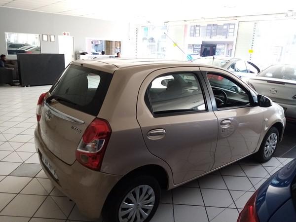 2015 Toyota Etios 1.5 Xi 5dr  Gauteng Boksburg_0