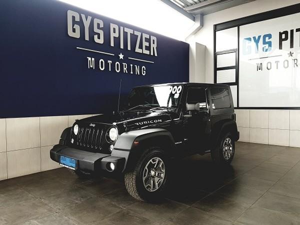 2015 Jeep Wrangler Rubicon 3.6l V6 2dr  Gauteng Pretoria_0