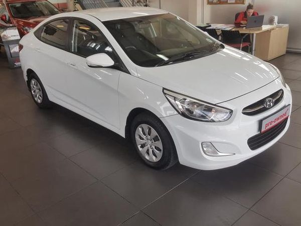 2016 Hyundai Accent 1.6 Gls  Gauteng Rivonia_0