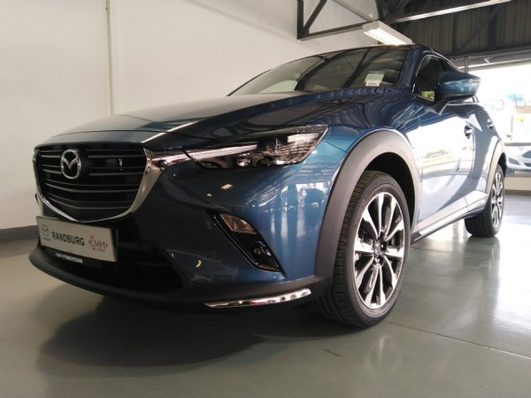 2019 Mazda CX-3 2.0 Individual Auto Gauteng Randburg_0