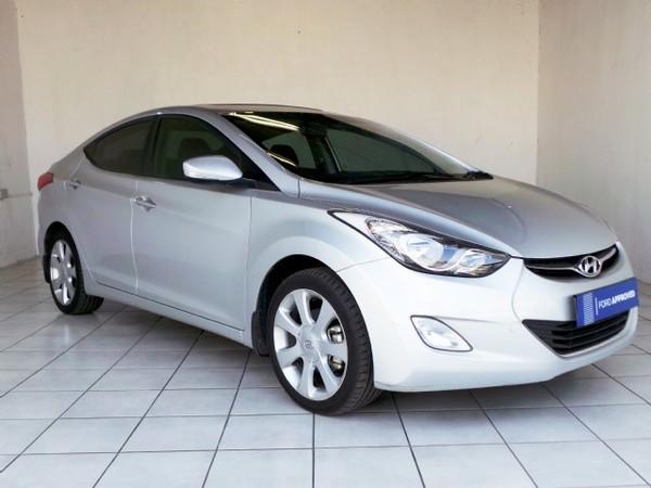 2013 Hyundai Elantra 1.8 Gls  Gauteng Randburg_0