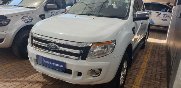 2012 Ford Ranger 3.2tdci Xlt 4x4 At Pu Dc  Limpopo Mokopane_0
