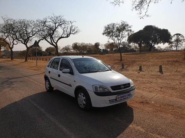 2005 Opel Corsa 1.4i Sport  Gauteng Pretoria West_0
