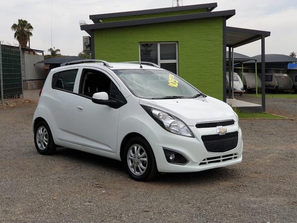 2015 Chevrolet Spark 1.2 Ls 5dr  North West Province Rustenburg_0