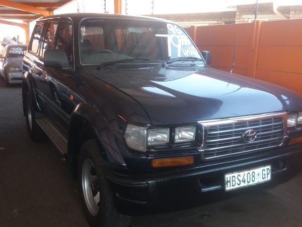 1996 Toyota Land Cruiser Land-cruiser Vx Sw  Gauteng Boksburg_0
