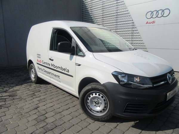 2019 Volkswagen Caddy 1.6i 81KW FC PV Mpumalanga Nelspruit_0