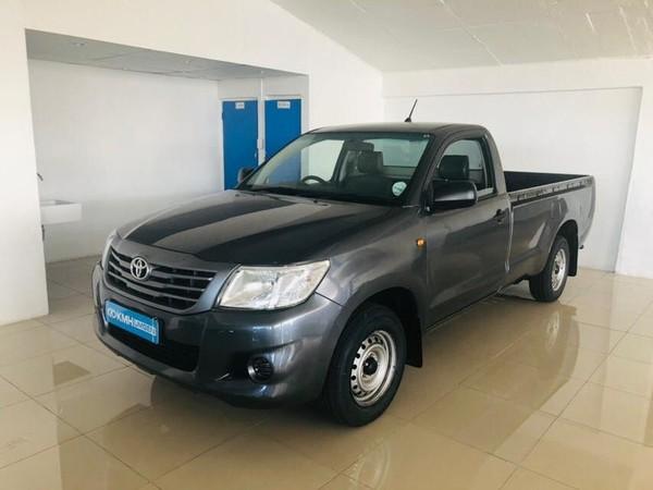 2014 Toyota Hilux 2.0 Vvti Pu Sc  Kwazulu Natal Durban_0