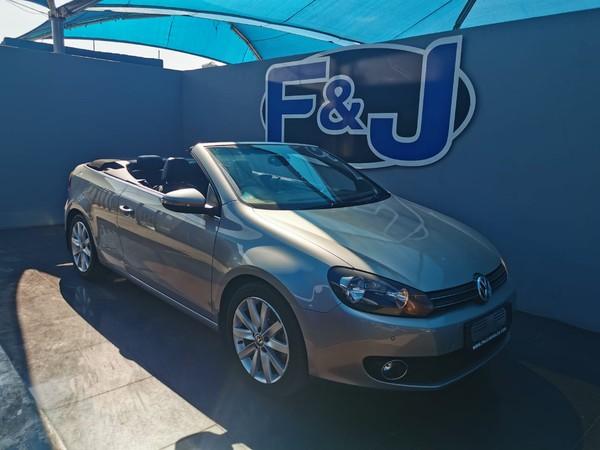 2013 Volkswagen Golf VI 1.4 TSI DSG Cabriolet Highline Gauteng Vereeniging_0